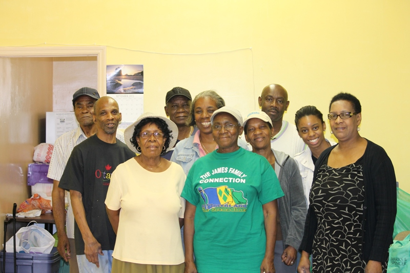 The Food Pantry Ministry