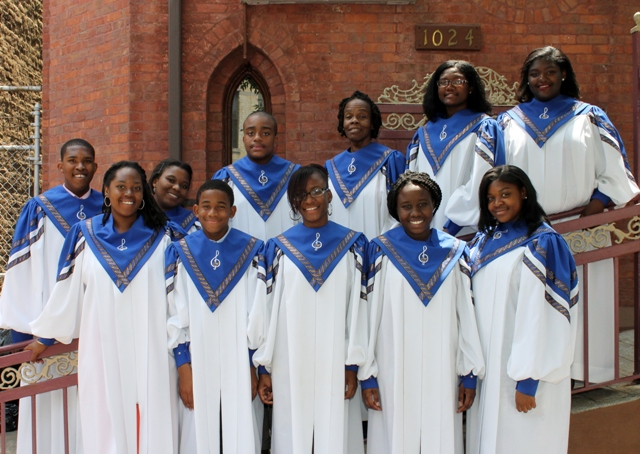 Ebenezer Youth Choir 1