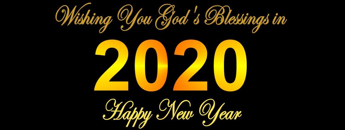 New Yeatr 2020